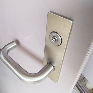 挿したままの鍵が盗まれた