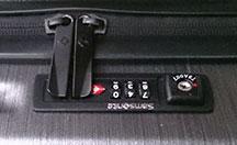 蒲郡市でのスーツケースの鍵トラブル