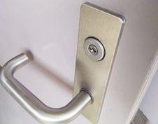 実績紹介:鍵の抜き忘れで鍵を交換