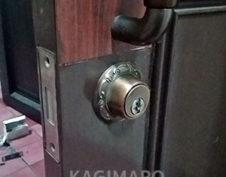 名古屋市北区の実績:お店の鍵を交換しました